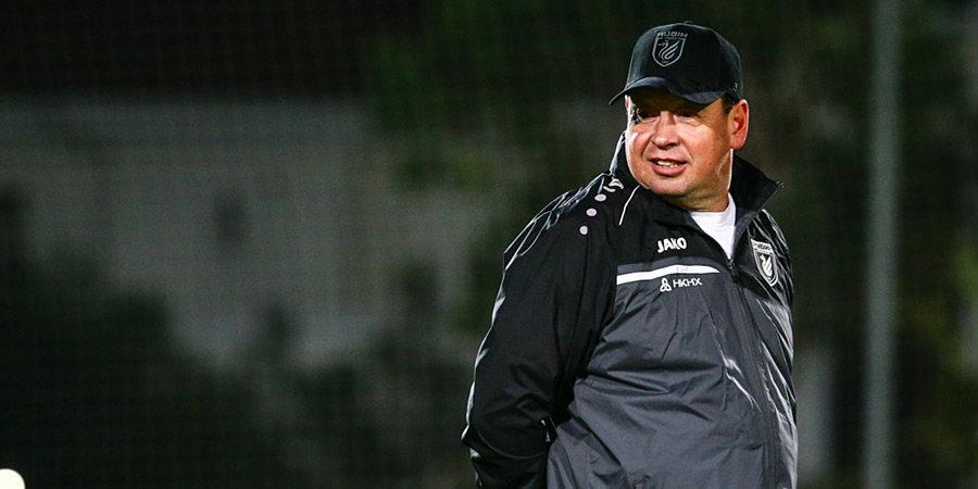 «Рубин» обыграл «Лехию» в первом матче под руководством Слуцкого