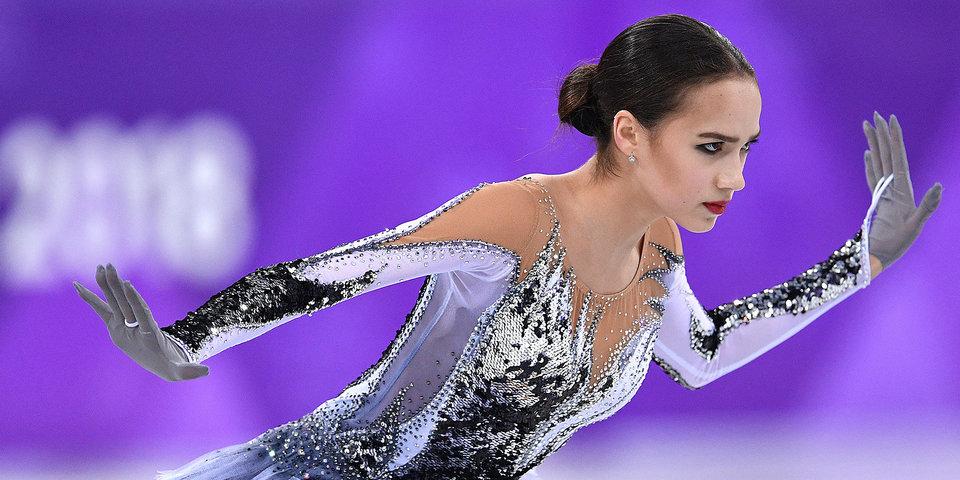Загитова установила мировой рекорд после короткой программы в Германии