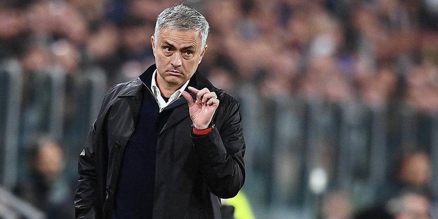 Моуринью сравнил Мбаппе с Роналдо: «Когда играешь против них, становится страшно»