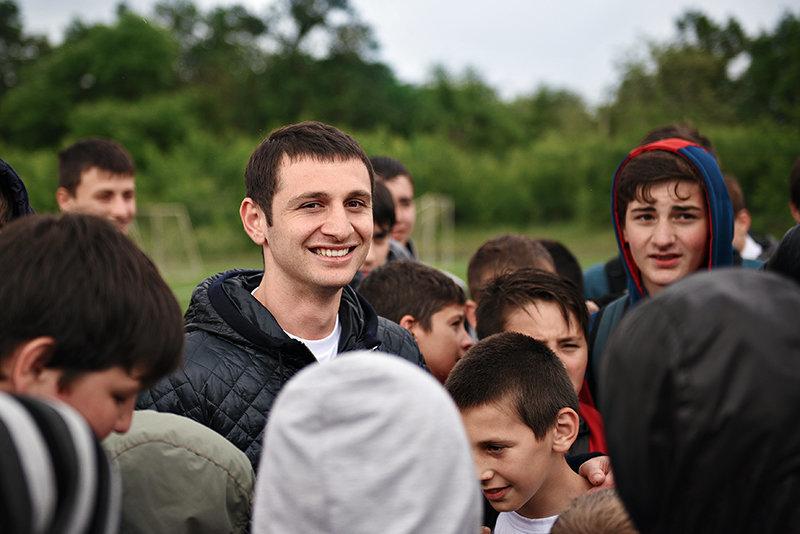 Алан Дзагоев: «Во Владикавказе царит праздник футбола»