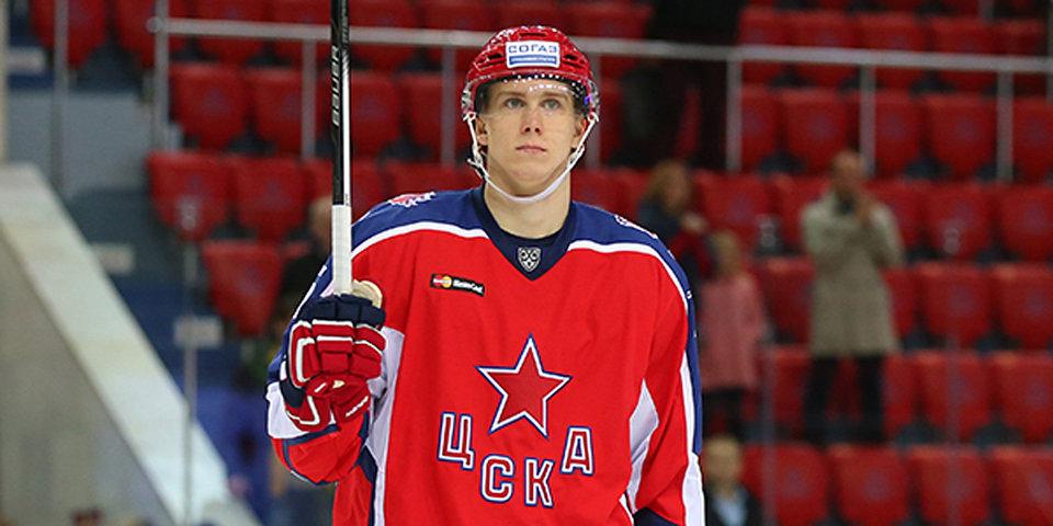 ЦСКА подписал новый контракт с Карнауховым