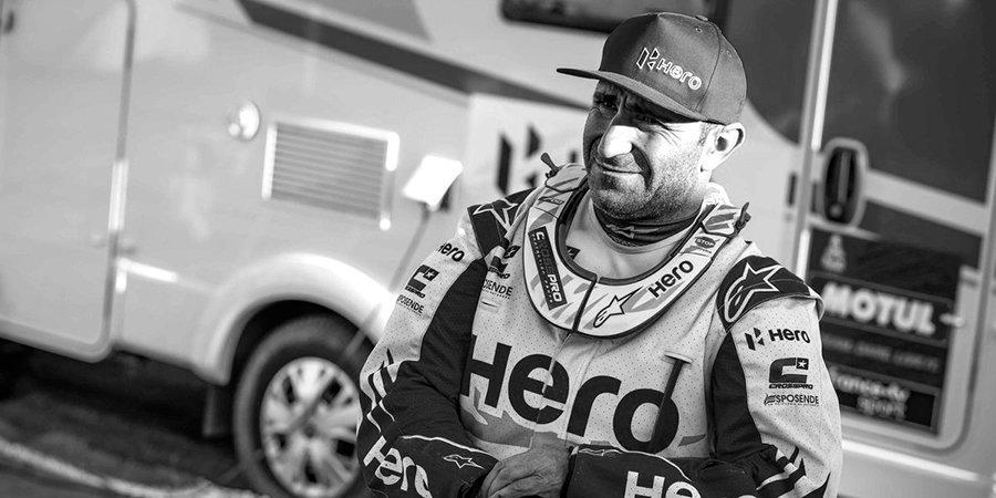 Португальский мотогонщик погиб на седьмом этапе «Дакара»