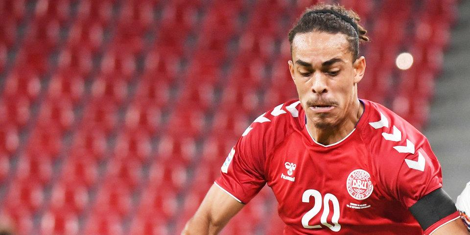Сборная Дании обыграла боснийцев в товарищеском матче, Англия справилась с Румынией