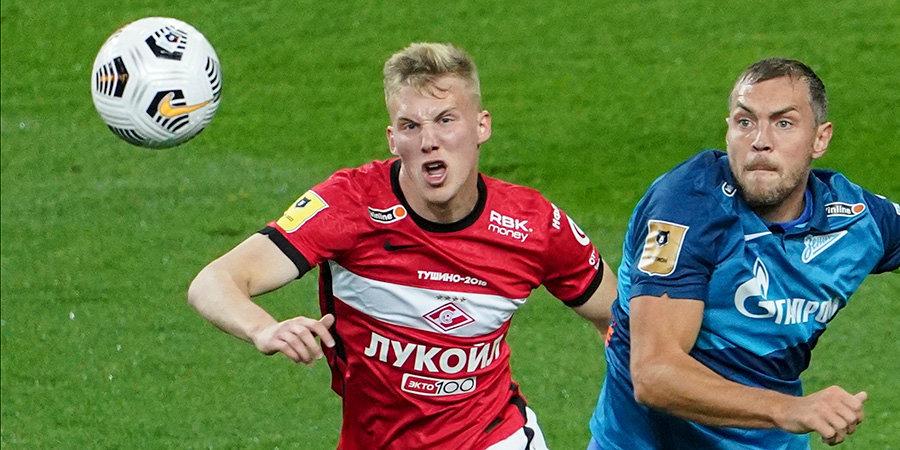 «Спартак»: «Мы тоже можем сказать, что «Зенит» отказался от товарищеского матча»