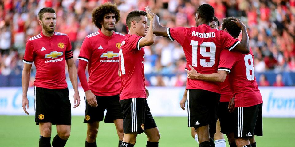 «Манчестер Юнайтед» одержал вторую разгромную победу подряд в АПЛ