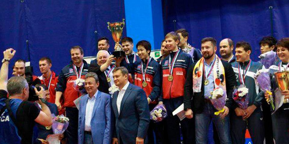 «Факел-Газпром» стал чемпионом ФНТР-2018