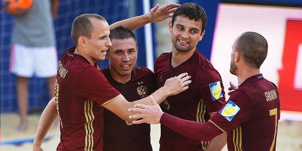 5 голов, которые докажут, что сборная России по пляжному футболу очень крута