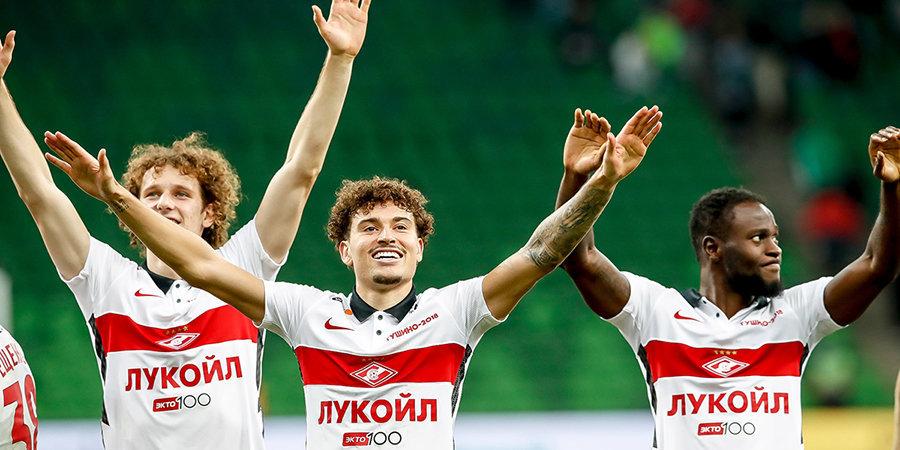 Почему «Спартак» — чемпион России и кто обидел Жозе Моуринью? Пять вопросов по итогам недели