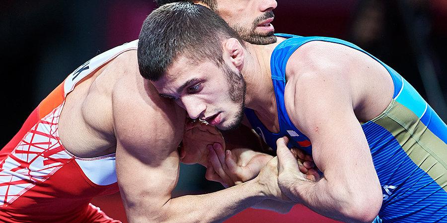 Борец Сефершаев завоевал серебро чемпионата мира в Осло