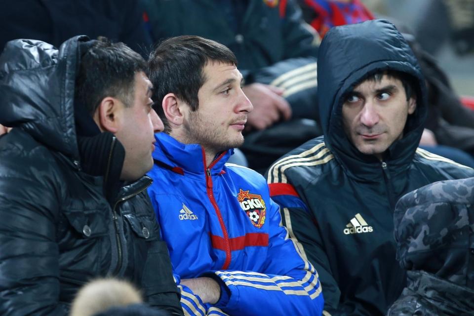 Слуцкий сообщил, что Дзагоев вернется на поле до января