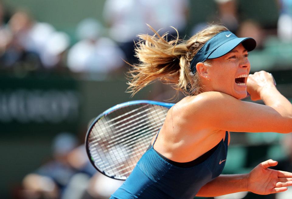 Мария Шарапова вышла во 2-ой круг турнира WTA вМонреале