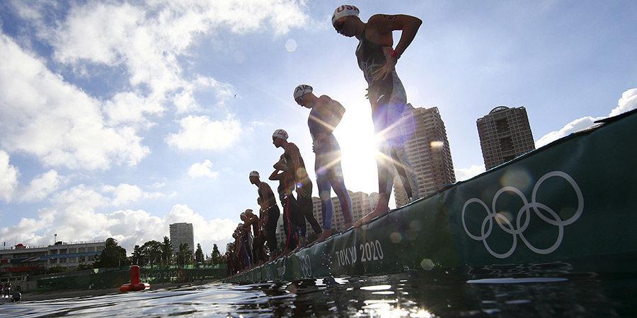 «Второе дыхание вообще не пришло». Как выжить в водах Токио, когда плывешь 10 км