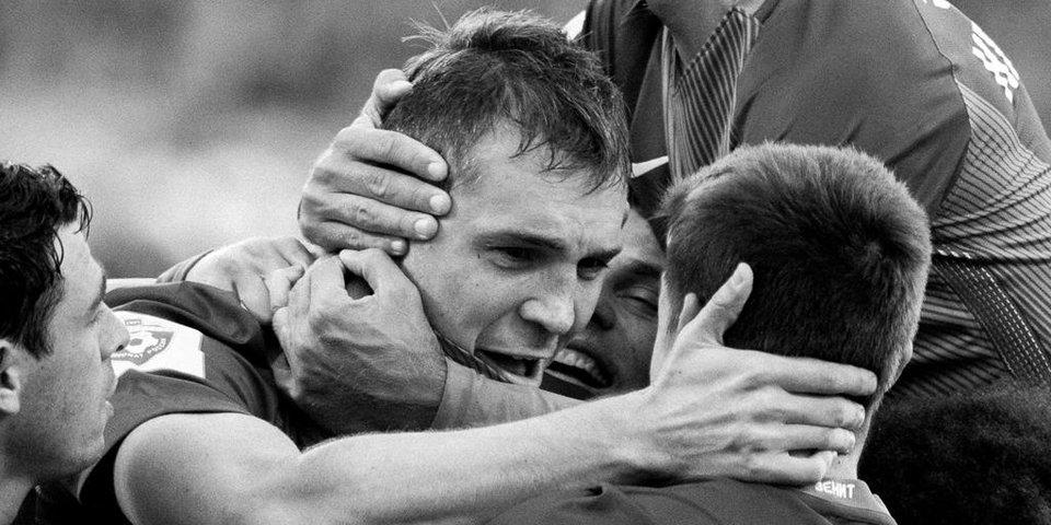 20 эмоций российского футбола