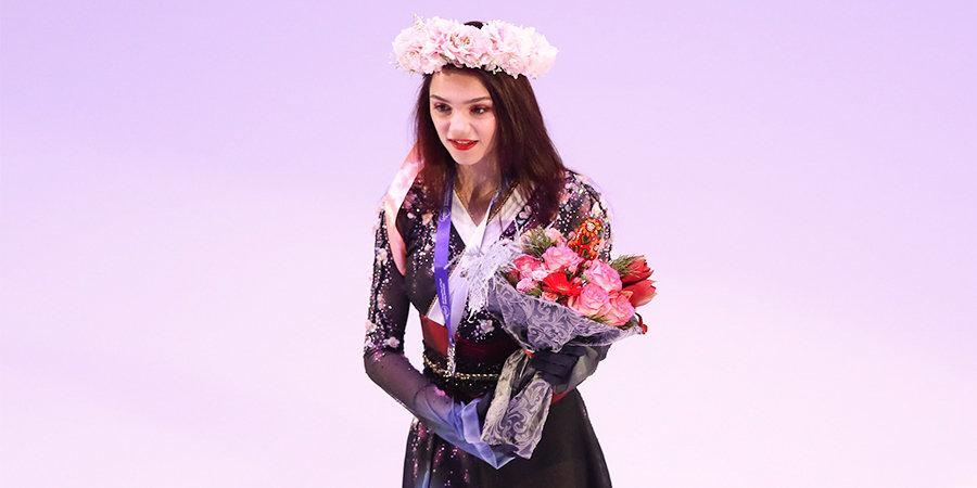 Аделина Сотникова: «Медведевой надо определиться — стоит ли вообще продолжать карьеру»