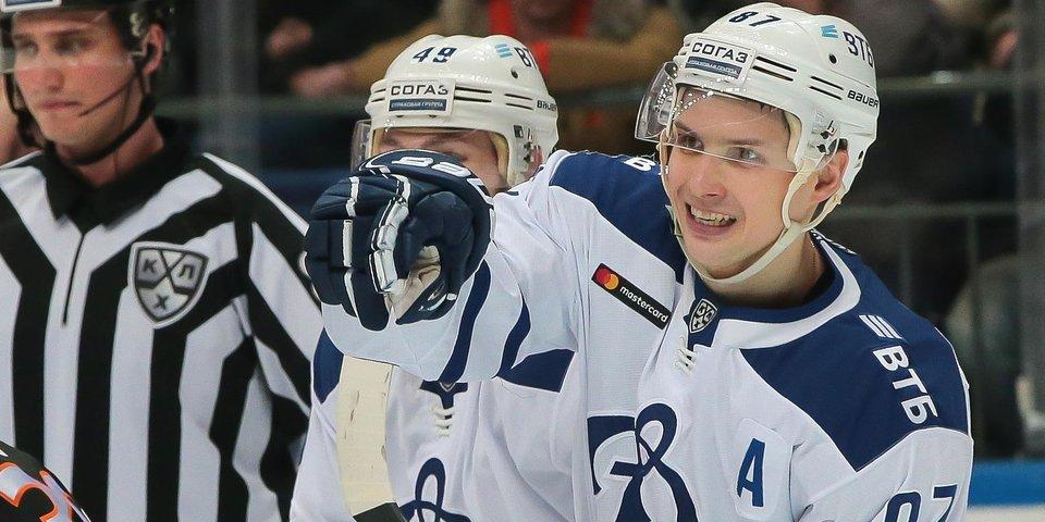 600-е очко Шипачева в чемпионатах России не спасло «Динамо» от поражения в игре с «Локомотивом»