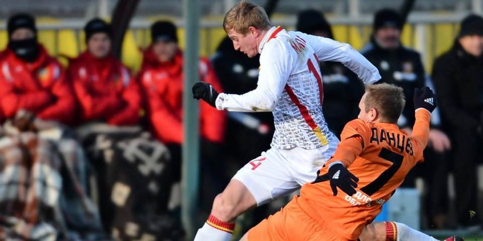 «В Лиге чемпионов вижу то, чему учил Аленичев». Пройти все лиги с «Арсеналом»
