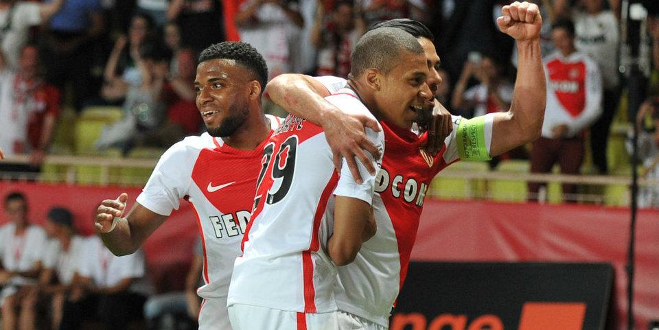 Мбаппе делает «Монако» чемпионом
