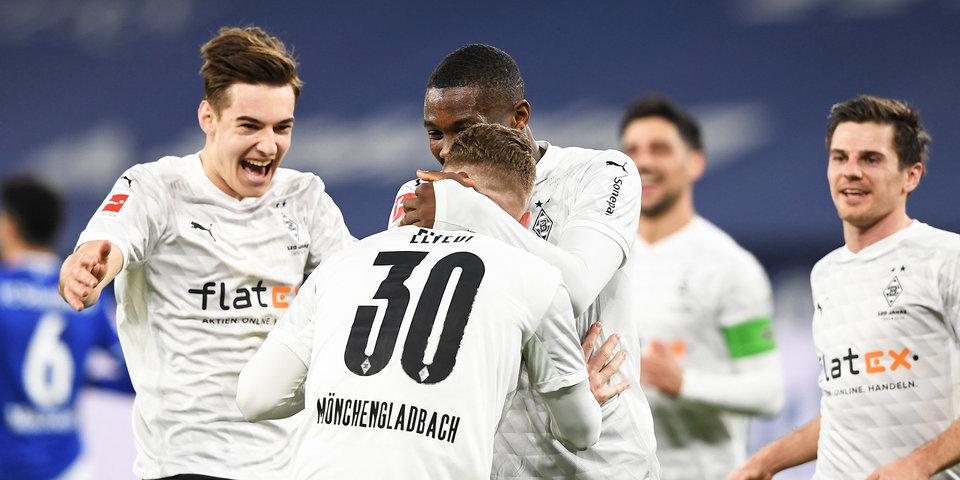 Менхенгладбахская «Боруссия» забила пять безответных мячей «Арминии»