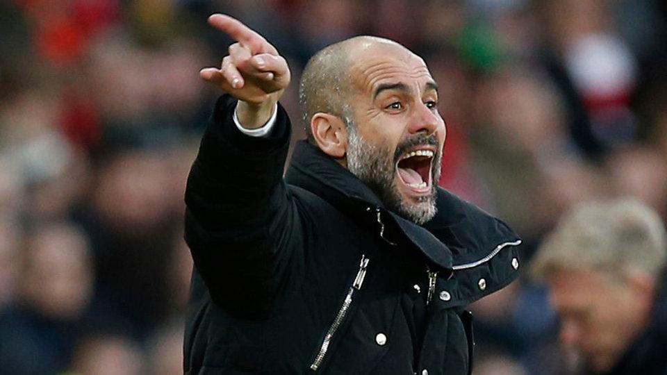Тренеры «Манчестер Сити» и «Уигана» чуть не подрались в перерыве матча