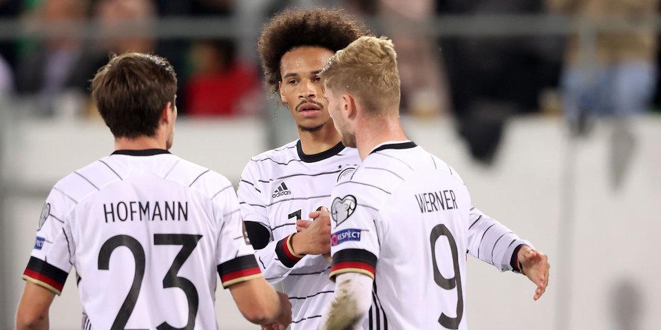 Германия разгромила Армению, Бельгия обыграла Чехию