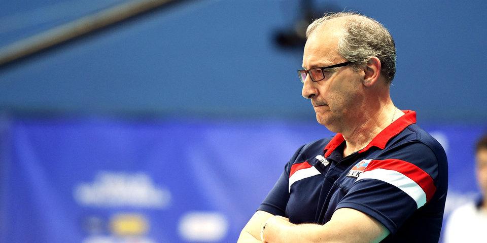У «Белогорья» появился итальянский тренер-консультант