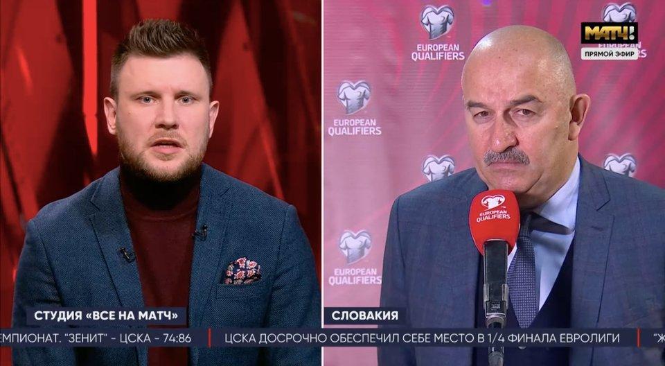 «Словакия была в таком состоянии, что мы могли их «добить». Что Черчесов и игроки сборной сказали после поражения в Трнаве