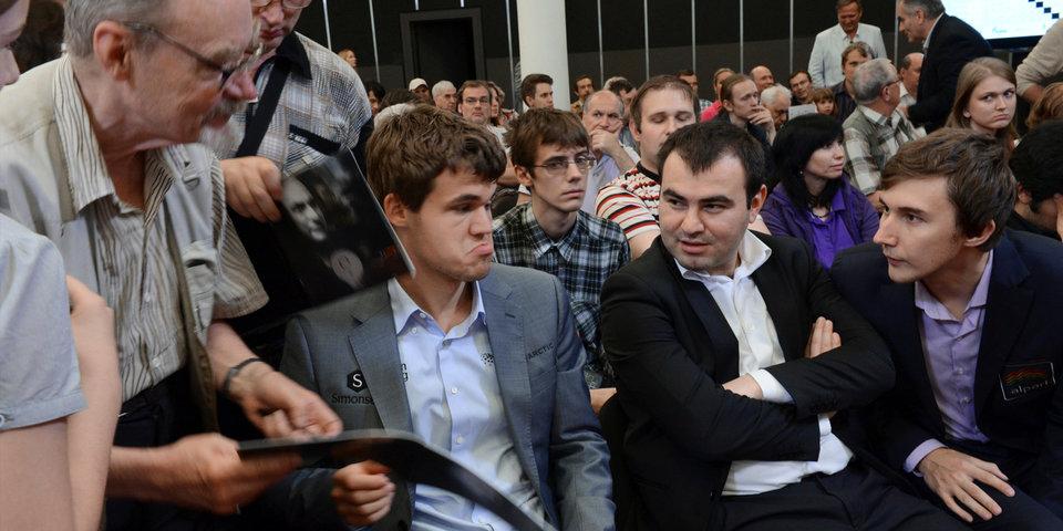 «Сергей и Магнус – никакие не друзья. Пора развеять этот миф». Карлсен обвинил Карякина в «договорняке»