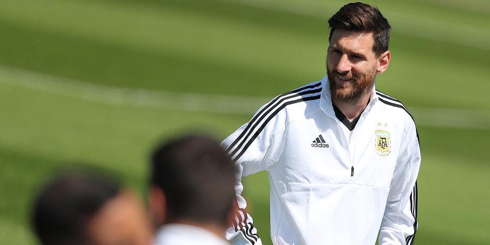Игроки сборной Аргентины сами выберут состав на матч с Нигерией