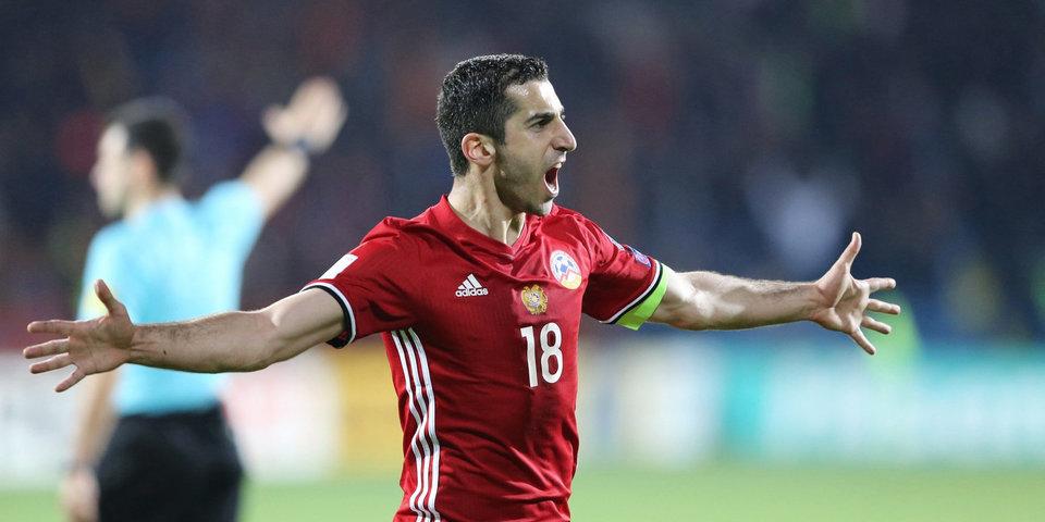 МИД Армении: «Не будем возражать против участия Мхитаряна в финале ЛЕ»