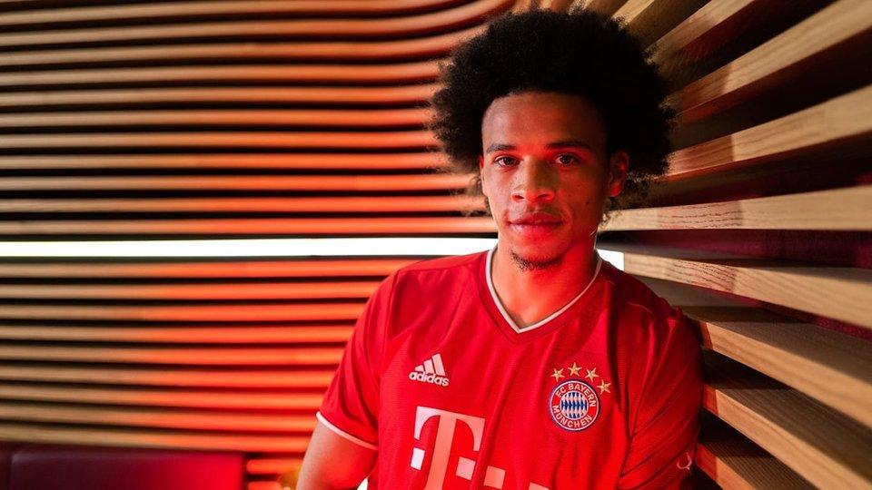«Бавария» официально объявила о трансфере Сане