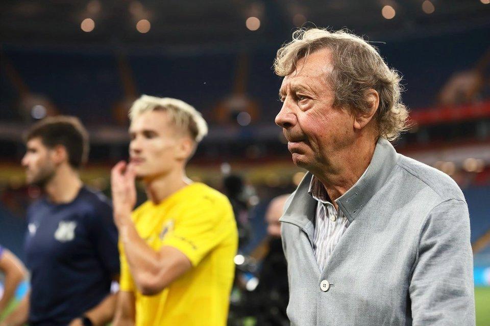 «Видно, что последней каплей стало поражение на Кубок от «Чайки». Сафонов — об отставке Семина