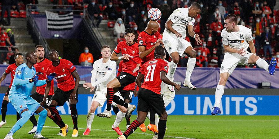 Гол «Краснодара» претендует на звание лучшего мяча недели в Лиге чемпионов