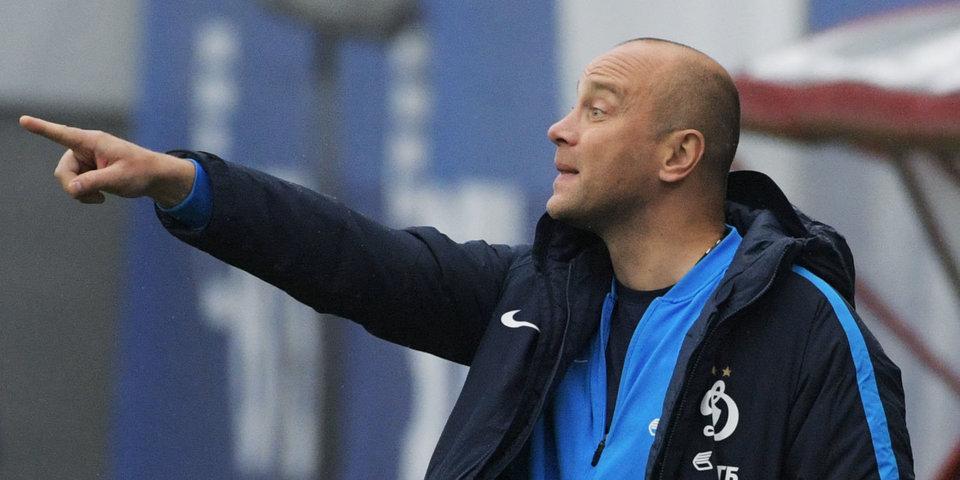 Тренер «Динамо» пригрозил Тетте санкциями заничью с«Арсеналом»