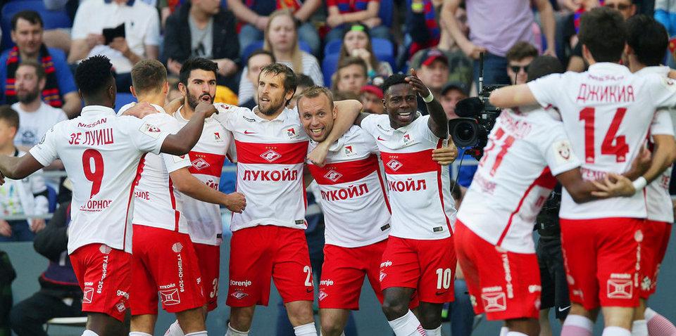«Споем «Мы – чемпионы», когда выиграем чемпионат». «Спартак» близок к мечте