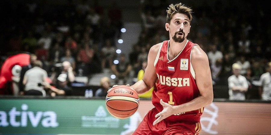 Алексей Швед исключил возвращение в сборную России