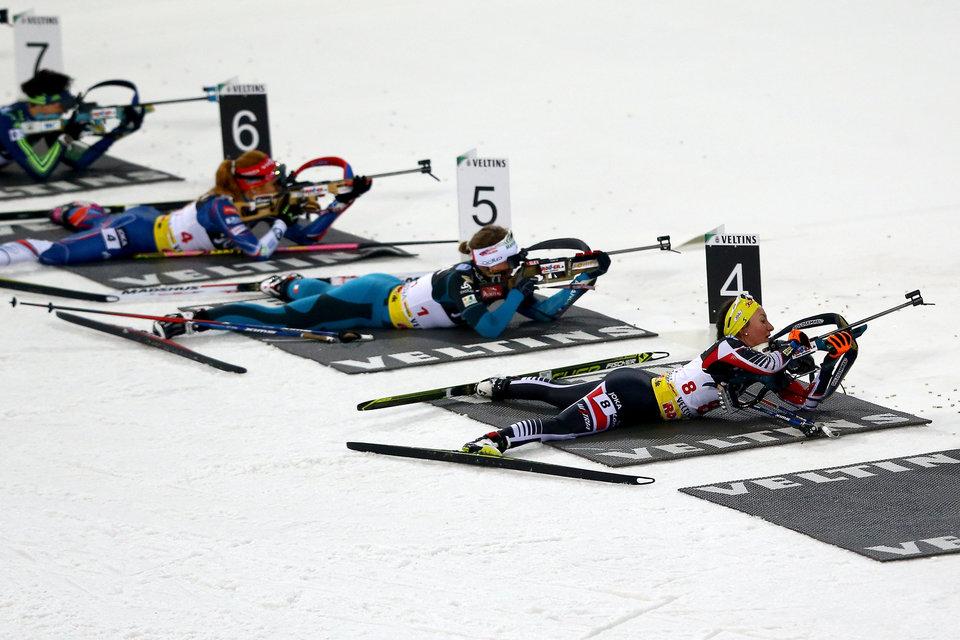 Женская индивидуальная гонка перенесена на четверг из-за сильного ветра