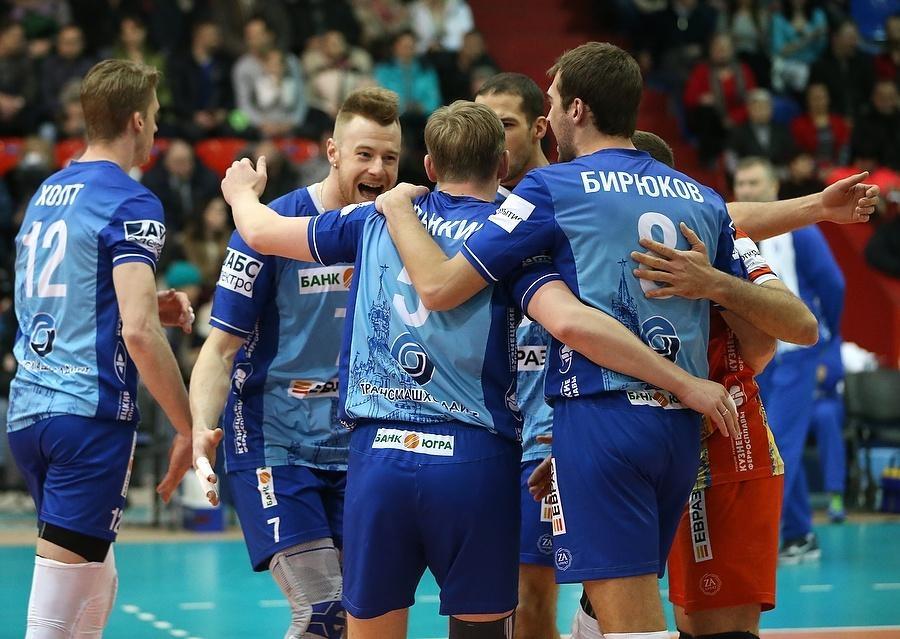 Московское «Динамо» добилось победы в Ярославле