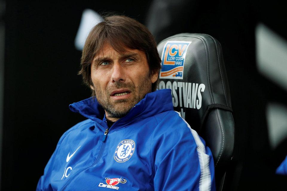Антонио Конте: «Я очень доволен своей работой в «Челси»