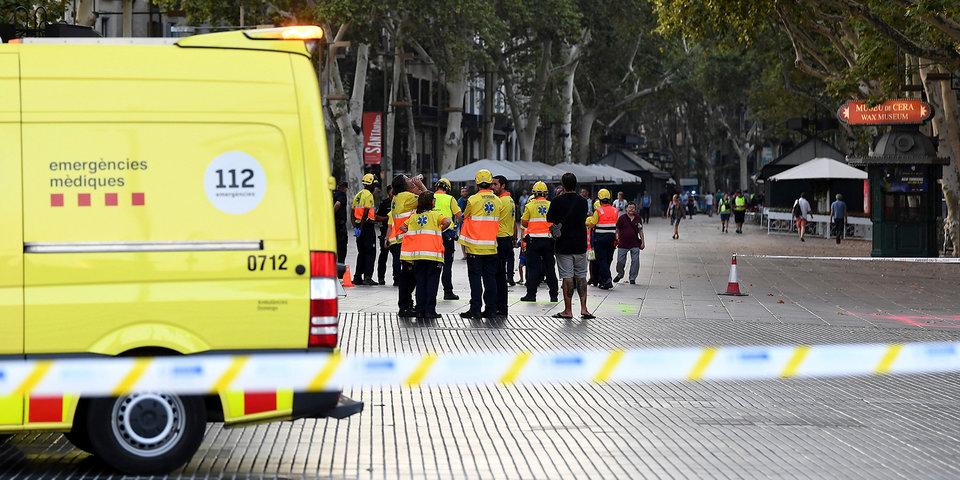 Черышев выразил соболезнования семьям погибших во время теракта в Барселоне