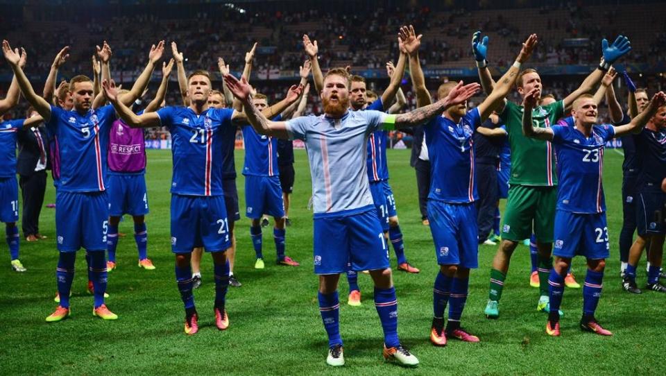 Сборная Исландии прилетела в Россию за 5 дней до ЧМ
