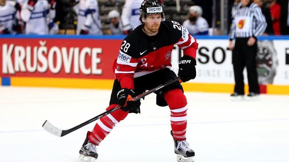 Стал известен состав сборной Канады на чемпионат мира-2017