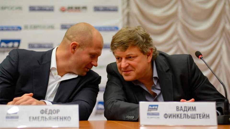 Вадим Финкельштейн: «Уверен на 100 процентов, что ММА признают олимпийским видом спорта»