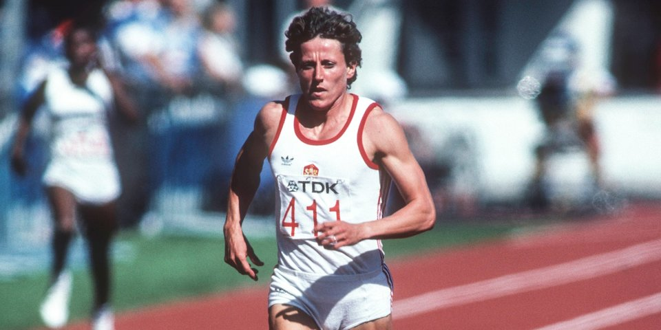В легкой атлетике есть мировые рекорды старше 30 лет. Все их установили женщины