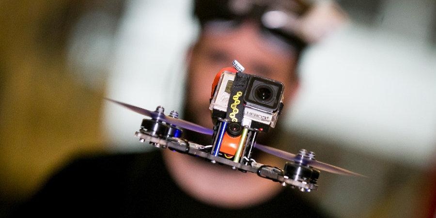 «Трудовые резервы» примут участие в Международном турнире по дрон-рейсингу