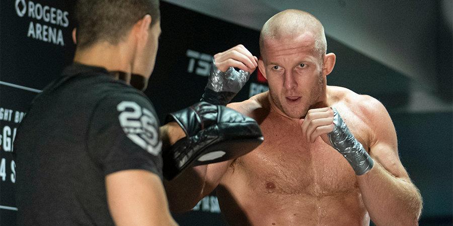 Поединок Циркунова на турнире UFC в Лас-Вегасе отменен из-за травмы спортсмена