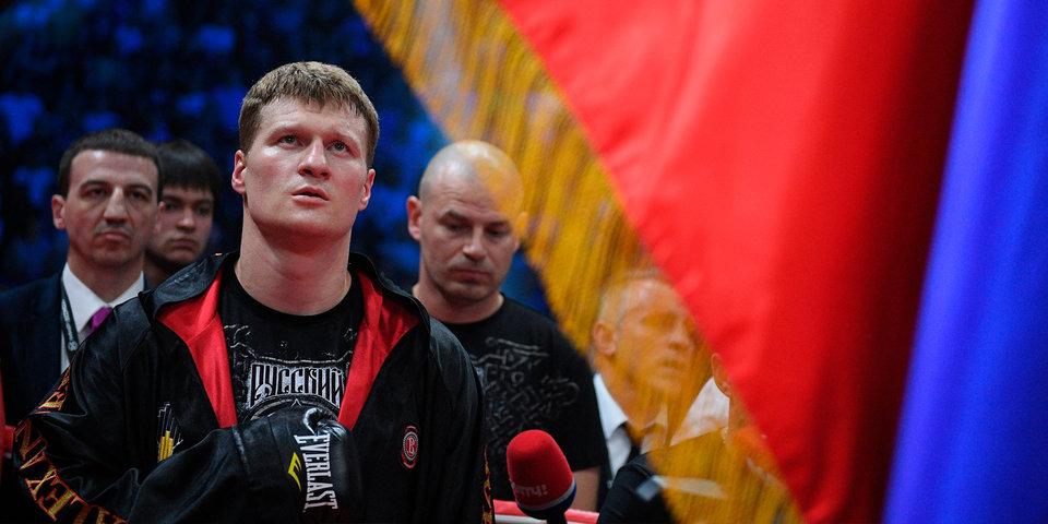 74 тысячи билетов продано на вечер бокса с участием Поветкина