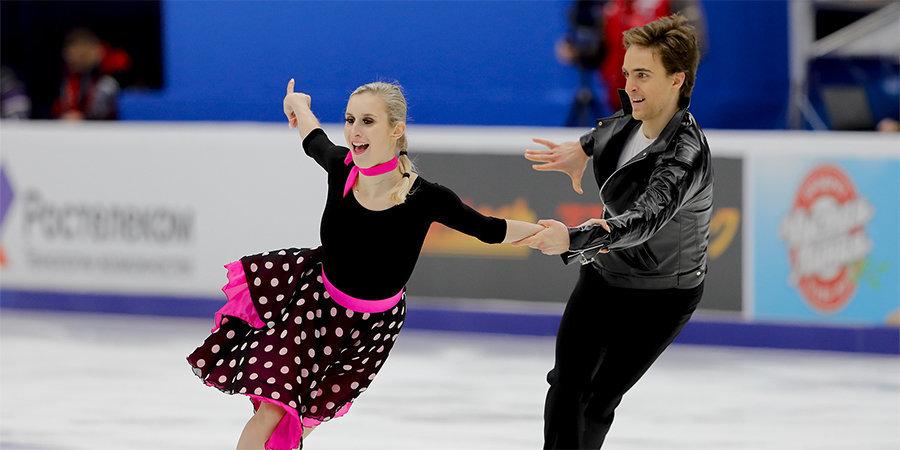 «Решил написать Яновской в фейсбуке». Венгерско-российский дуэт в танцах на льду — о создании пары