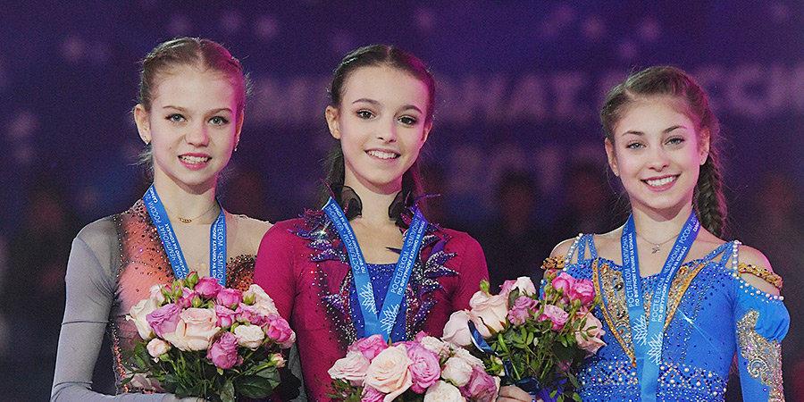 Траньков назвал фигуристок, которые станут фаворитками в борьбе за золото чемпионата России