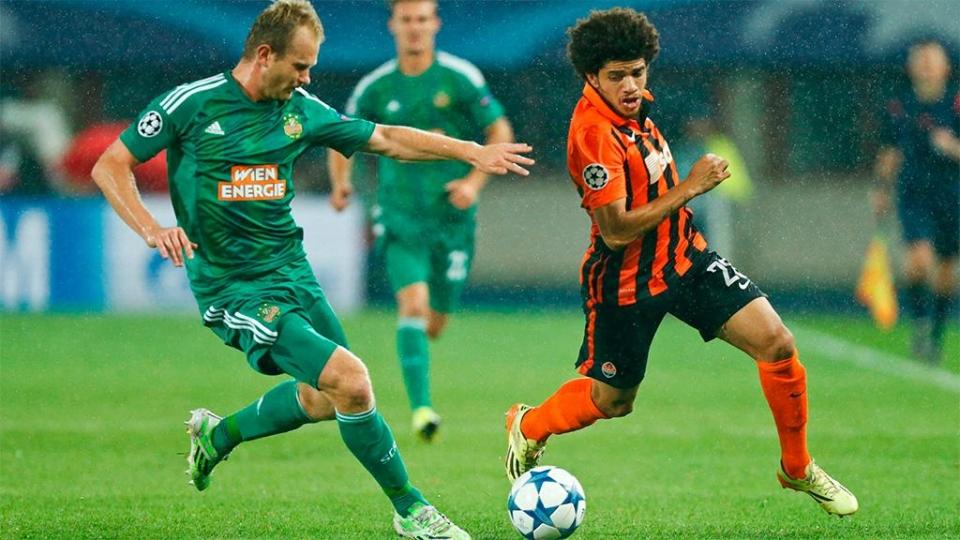 «Рапид» проиграл «Аустрии» перед матчем со «Спартаком» в Лиге Европы