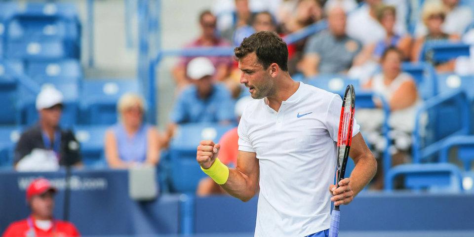 Димитров выиграл 3-й турнир за год
